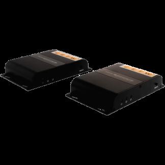 Extensor HDMI a través de fibra óptica