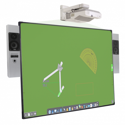 Pizarra interactiva IQBoard DVTN